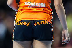 Shorts during hanball match between RK Krim Mercator and DHK Banik Most of Women's EHF Champions League 2019/20, on October 6, 2019 in Kodeljevo, Ljubljana, Slovenia. Photo by Matic Klansek Velej / Sportida