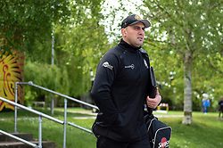 Exeter Chiefs Team Manager Tony Walker arrives at Allianz Park - Mandatory byline: Patrick Khachfe/JMP - 07966 386802 - 04/05/2019 - RUGBY UNION - Allianz Park - London, England - Saracens v Exeter Chiefs - Gallagher Premiership Rugby