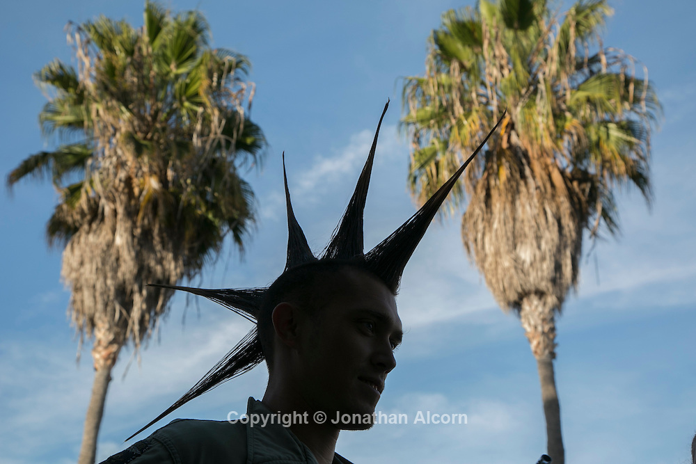 November 6. 2013 Venice. CA, USA  <br /> Life Reimagined - Gratitude portrait<br /> photo by Jonathan Alcorn <br /> <br /> editor-Maria McKenna