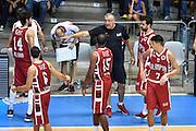 Repesa Jasmin<br /> EA7 Emporio Armani Milano Germani Basket Brescia<br /> Lega Basket Serie A 2016/2017<br /> Desio, 17/09/2016<br /> Foto Ciamillo-Castoria