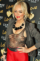 LONDON - November 06: Aisleyne Horgan-Wallace at the Lipsy London Love Launch Party (Photo by Brett D. Cove)
