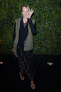 April 20, 2015 - New York, NY, USA - April 20, <br /> <br /> Uma Thurman attending the 2015 Tribeca Film Festival CHANEL Artists Dinner at Balthazer on April 20, 2015 in New York City<br /> ©Exclusivepix Media