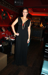 CAMILLA AL FAYED at a party hosted by Camilla Al Fayed, Charlotte Stockdale and Patrick Cox in aid of the Evelina Children's Hospital Trust held at th Burlington Club, New Burlington Street, London on 12th December 2006.<br /><br />NON EXCLUSIVE - WORLD RIGHTS