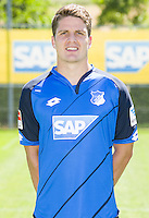 German Bundesliga - Season 2016/17 - Photocall 1899 Hoffenheim on 19 July 2016 in Zuzenhausen, Germany: Pirmin Schwegler. Photo: APF  | usage worldwide