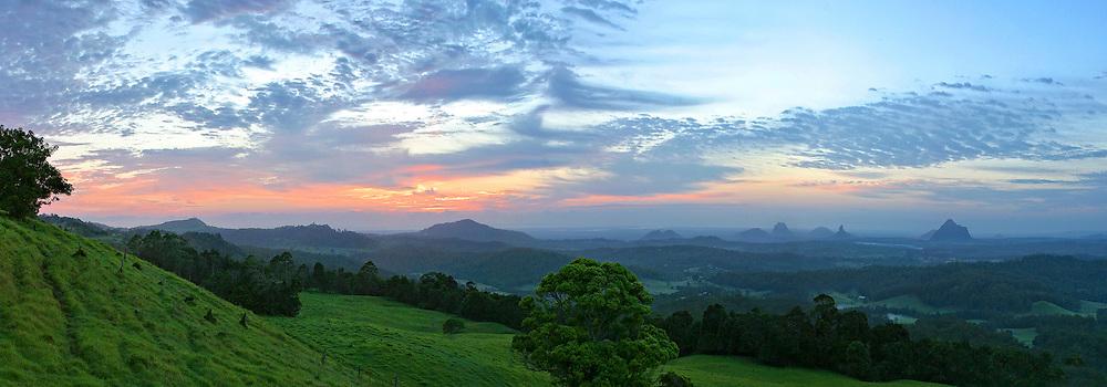 Maleny sunrise