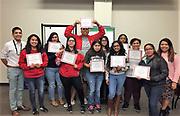 Teach Forward Houston students who made Dean's List this year.