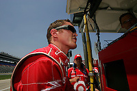 Scott Dixon, Bombardier Learjet 500, Texas Motor Speedway, Ft. Worth, TX USA, 6/10/2006