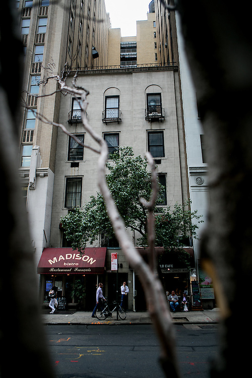 NEW YORK, NY - JUNE 23, 2016: General views of the building at 238 Madison Avenue in New York, New York. CREDIT: Sam Hodgson for The New York Times.