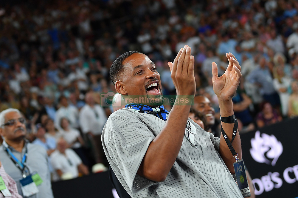 January 19, 2018 - Melbourne, AUSTRALIA - Will Smith (Credit Image: © Panoramic via ZUMA Press)