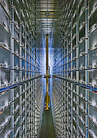 University of Nevada Knowledge Center - Book Storage Facility.H+K Architects.DPS Architects.Q&D Construction