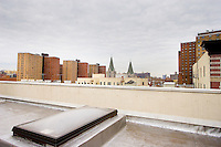 Roof Deck at 204 West 140th Street