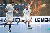 Jefrey M Tima - 26.04.2015 - Handball - Nantes / Paris Saint Germain - Finale Coupe de France-  <br /> Photo : Andre Ferreira / Icon Sport
