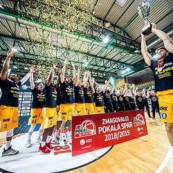 20190217: SLO, Basketball - Spar Cup 2018/19, Finals, KK Sixt Primorska vs KK Hopsi Polzela