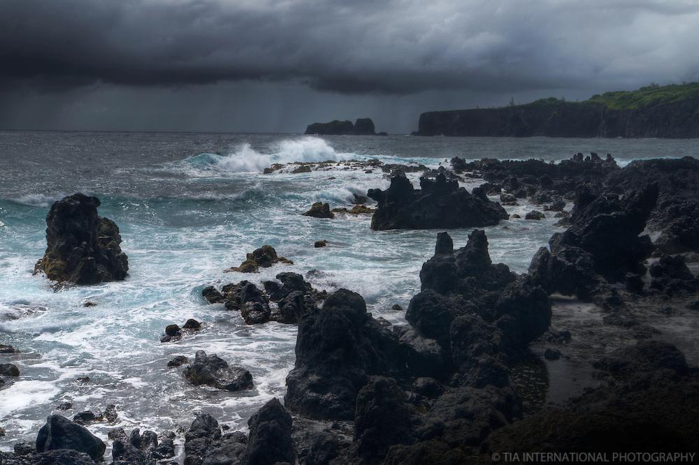 Waiʻanapanapa State Park, Hana, Maui