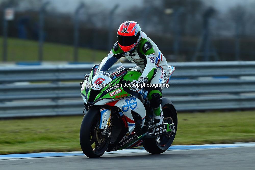 #6 James Westmoreland JG Speedfit Kawasaki MCE British Superbikes