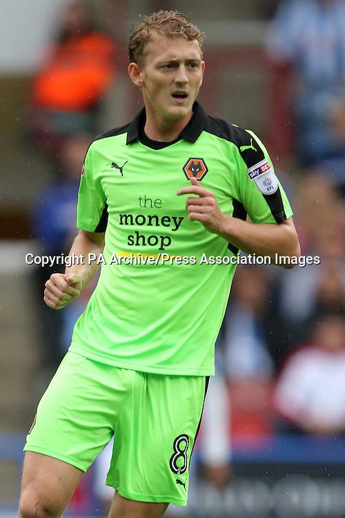 Wolverhampton Wanderers' George Saville