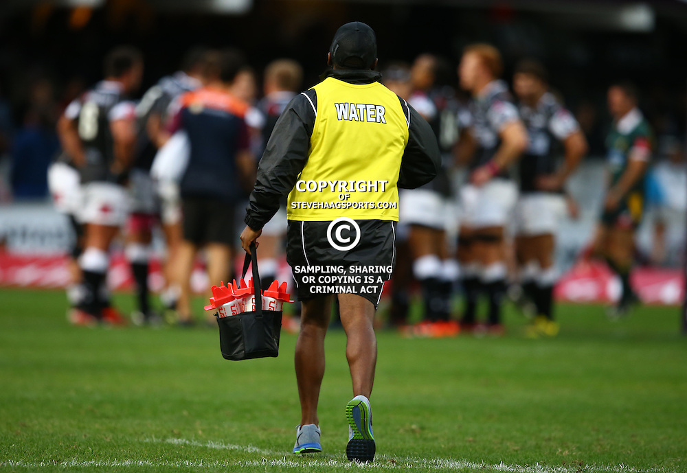 DURBAN, SOUTH AFRICA - AUGUST 22: GV during the Absa Currie Cup match between Cell C Sharks and Xerox Golden Lions at Growthpoint Kings Park on August 22, 2015 in Durban, South Africa. (Photo by Steve Haag/Gallo Images)