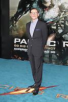 Burn Gorman, Pacific Rim European Film Premiere, BFI IMAX Waterloo, London UK, 04 July 2013, (Photo by Richard Goldschmidt)