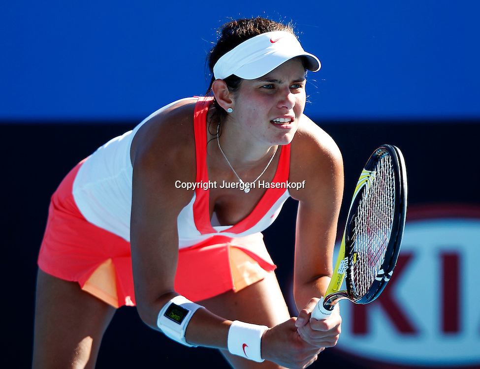 Australian Open 2011, Melbourne Park,ITF Grand Slam Tennis Tournament . Julia Goerges (GER)