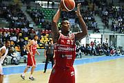Red October Cantù VS Consultinvest Pesaro LBA serie A 3^ giornata stagione 2016/2017 Desio 16/10/2016<br /> <br /> Nella foto: Jones Jerrod