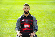Royal London One-Day Cup kit portrait of Peter Trego during the Somerset County Cricket Club PhotoCall 2017 at the Cooper Associates County Ground, Taunton, United Kingdom on 5 April 2017. Photo by Graham Hunt.
