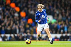 Tom Davies of Everton in action - Mandatory by-line: Jason Brown/JMP - 05/03/2017 - FOOTBALL - White Hart Lane - London, England - Tottenham Hotspur v Everton - Premier League