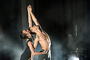 Chinese contemporary dance company Beijing Dance Theatre visits the UK for the first time with Haze, performed at Sadler's Wells Theatre, October 2011.