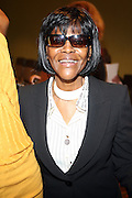"Cicley Tyson at b.michael America Spring 2010 Collection "" Advanced American Style "" held at Christie's in Rockefeller Plaza on September 16, 2009 in New York City."