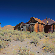 Ghost Town Homestead - Bodie, CA