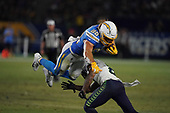 NFL-Seattle Seahawks at Los Angeles Chargers-Aug 24. 2019