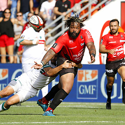 27,08,2017 Top 14  RC Toulon and Pau