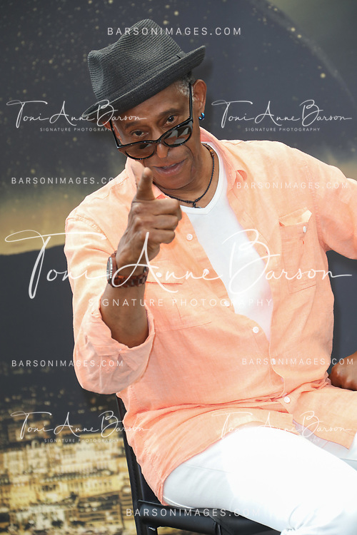 "MONTE-CARLO, MONACO - JUNE 19:  Antonio Fargas attends ""Cherif / Starsky & Hutch"" photocall on June 19, 2017 at the Grimaldi Forum in Monte-Carlo, Monaco.  (Photo by Tony Barson/FilmMagic)"