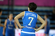 DESCRIZIONE : Orchies 27 giugno 2013 Eurobasket 2013 femminile<br /> Italia Nazionale Femminile Rep Ceca<br /> GIOCATORE : giorgia sottana<br /> CATEGORIA : <br /> SQUADRA : Italia Nazionale Femminile <br /> EVENTO : Eurobasket 2013<br /> Italia Nazionale Femminile Rep Ceca<br /> GARA : Italia Nazionale Femminile Rep Ceca<br /> DATA : 27/06/2013<br /> SPORT : Pallacanestro <br /> AUTORE : Agenzia Ciamillo-Castoria/ElioCastoria<br /> Galleria : Eurobasket 2013<br /> Fotonotizia : Orchies 27 giugno 2013 Eurobasket 2013 femminile<br /> Italia Nazionale Femminile Rep Ceca<br /> Predefinita :