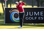 golf professional Benjamin Hebert  during the BMW PGA Championship at the Wentworth Club, Virginia Water, United Kingdom on 26 May 2016. Photo by Simon Davies.