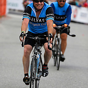 June 15, 2014 - Maine: Scenes from the 30th Annual Trek Across Maine, a fundraiser of the American Lung Association. CREDIT: Photo copyright 2014 Mike Bradley