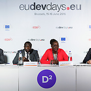 20160615 - Brussels , Belgium - 2016 June 15th - European Development Days - Quick wins for climate change and development © European Union