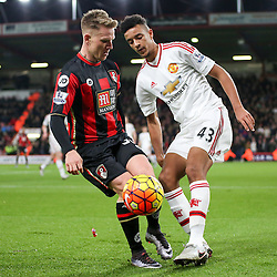Bournemouth v Manchester United | Premier League | 12 December 2015
