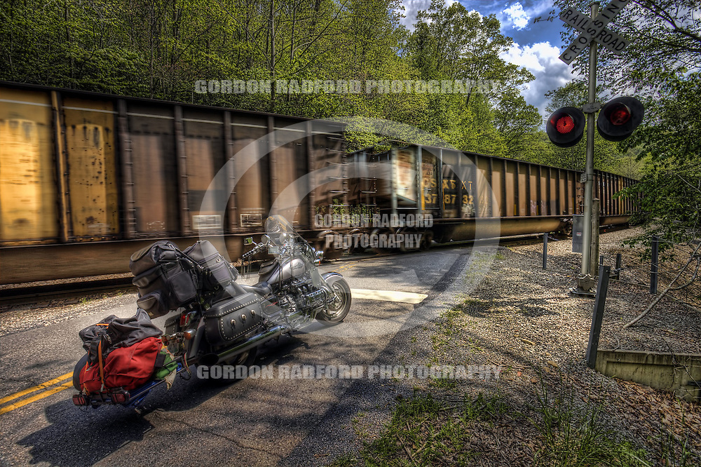 HDR MOTORCYCLE PHOTOGRAPHY