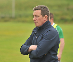Burrischoole's Manager Shane Hopkins.<br /> Pic Conor McKeown