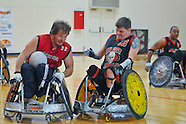 2009 Quad Rugby in Mesa Arizona