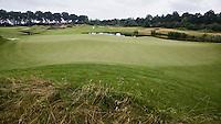 SPIJK - Hole 16 van The Dutch .   Golfbaan THE DUTCH, waar het KLM Open in september 2016 zal worden gehouden. COPYRIGHT KOEN SUYK