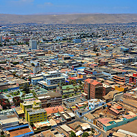 Northernmost Chilean City is Arica, Chile<br />
