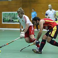 18 Spain v England men EuroNationsIndoor