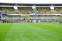 ILLUSTRATION / STADE Marcel MICHELIN - 04.04.2015 - Clermont / Northampton - 1/4Finale European Champions Cup<br />Photo : Jean Paul Thomas / Icon Sport