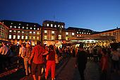 Schlossfest an der Universität
