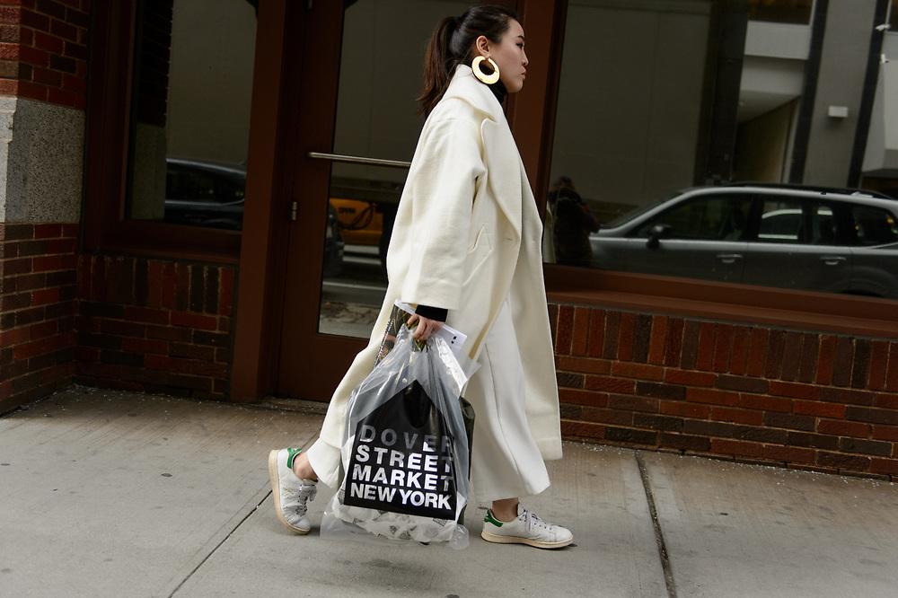 Dover Street Market Bag, NYFW FW2018