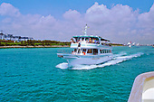Florida, Fisher Island, Intracoastal Waterway, Port of Miami