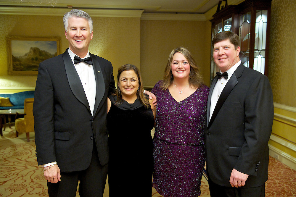 Northwestern Mutual Financial Winner Circle Dinner at the Ritz Carlton on Friday, Feb. 8, 2012.