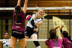20150207 NED: Eredivisie Sliedrecht Sport - Eurosped TVT, Sliedrecht
