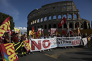 Italy: No Renzi day, 22 Oct. 2016